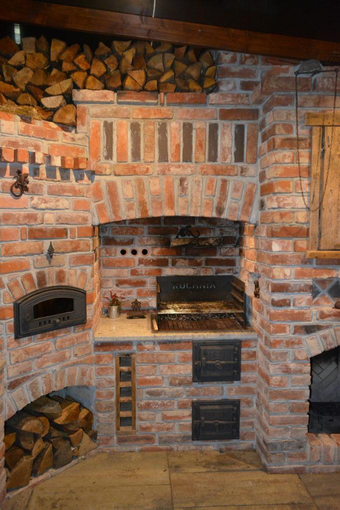 grill murowany 35