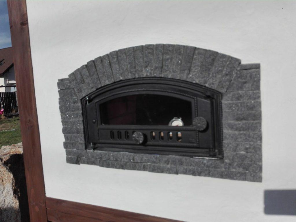 grill murowany s