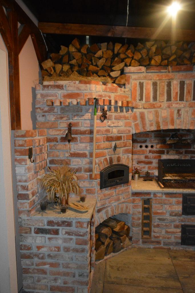 grill murowany 433