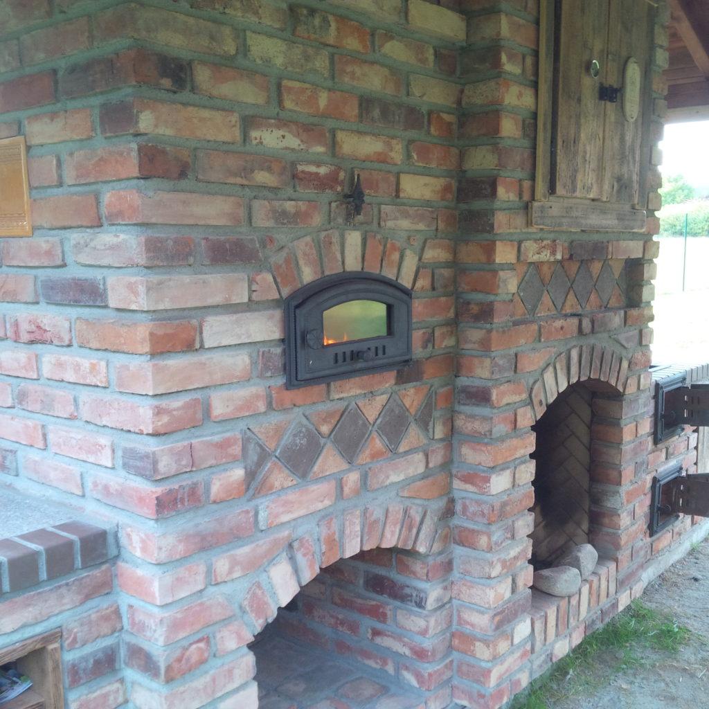 grill murowany 43