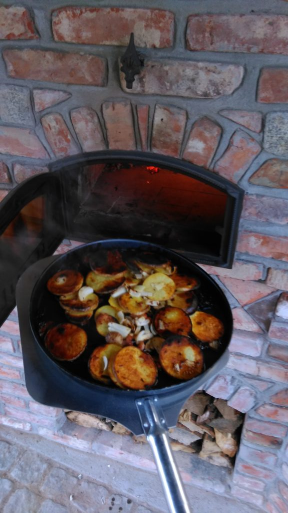 grill murowany vsd