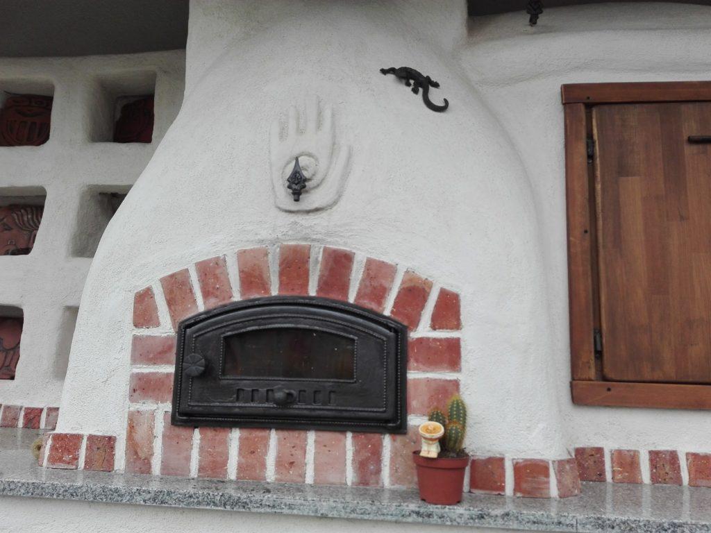 grill murowany tretf