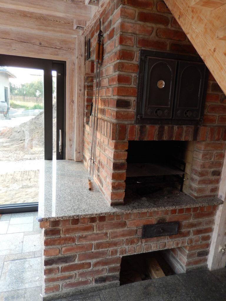 grill murowany z cegły s3