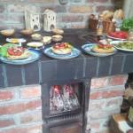 grill murowany wogrodzie kjh