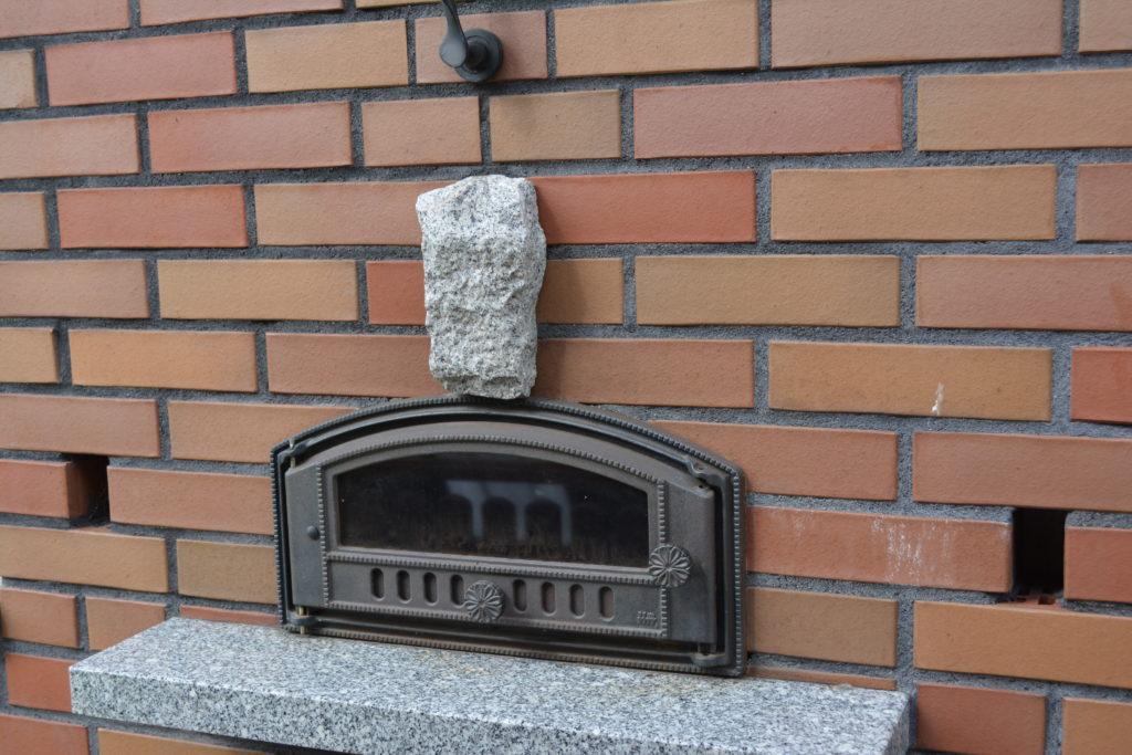 grill murowany fddfvsd