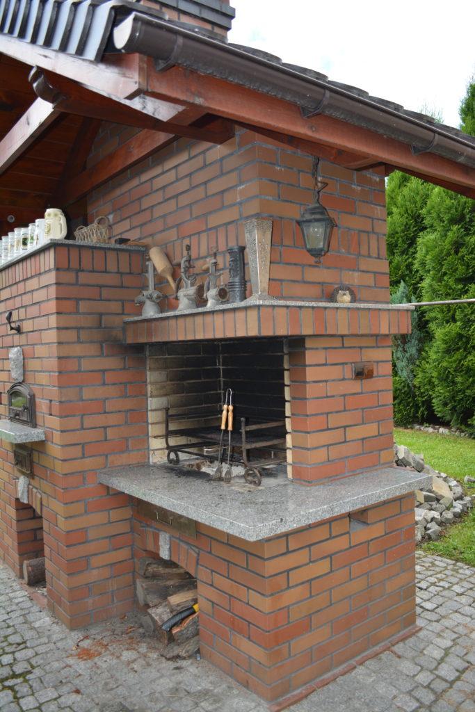 grill murowany 54