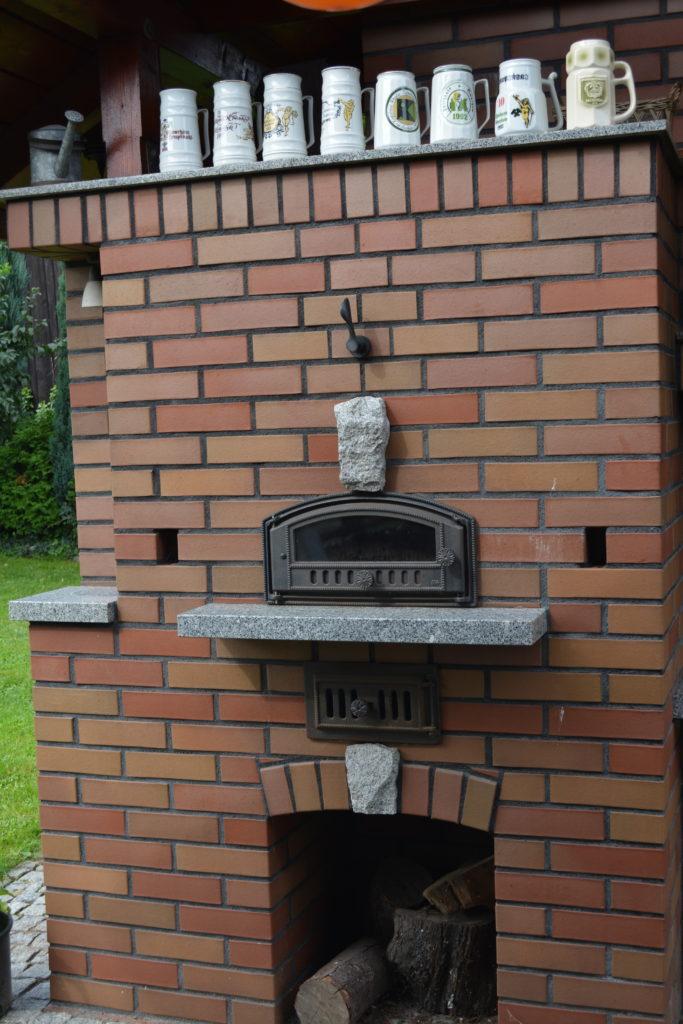 grill murowany nf