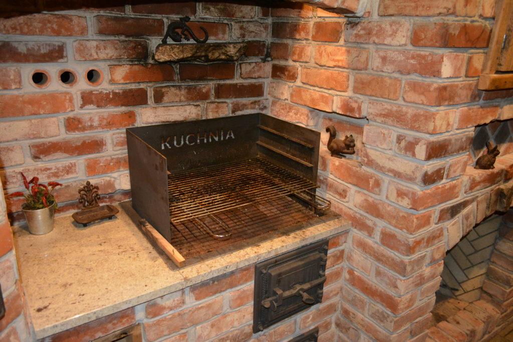 grill murowany sd