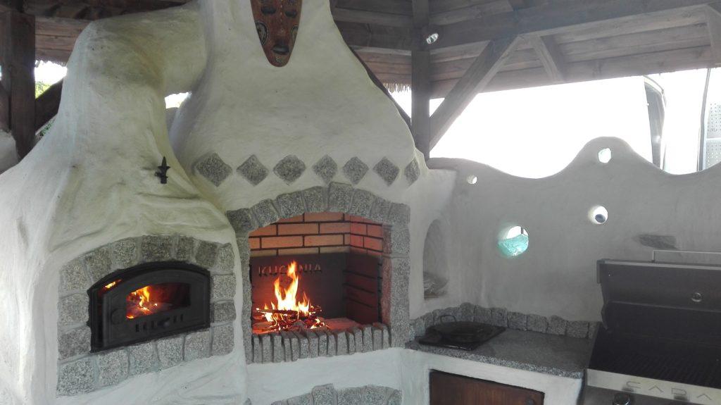 grill murowany vds