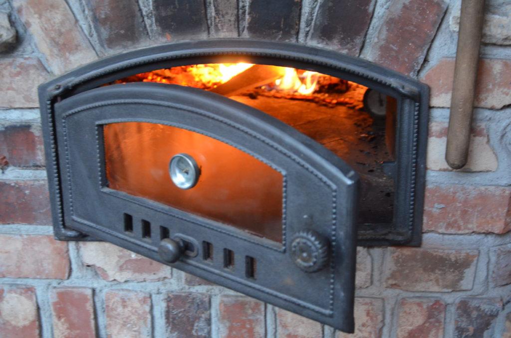 grill murowany 86