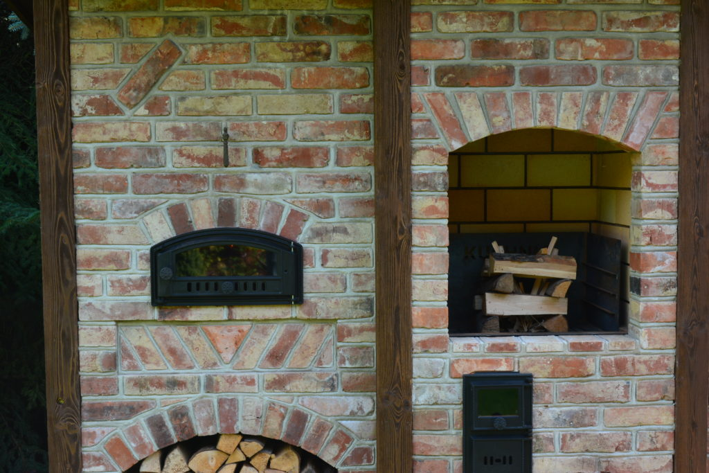 grill murowany as
