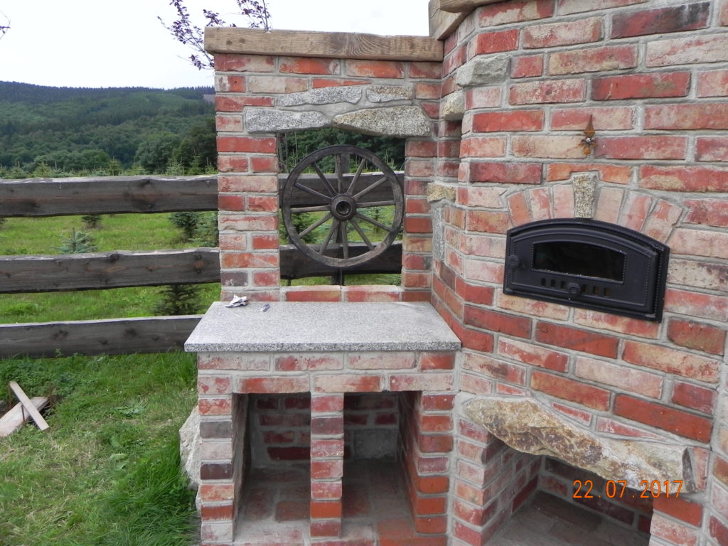 grill murowany 53