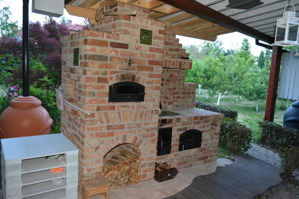 grill murowany sf