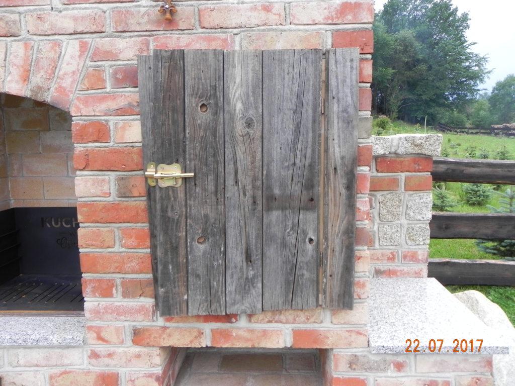 grill murowany wogrodzie 63