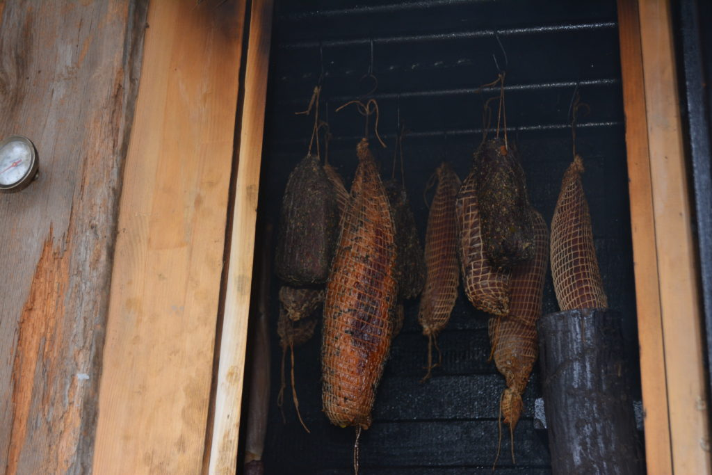 grill murowany w ogrodzie 23