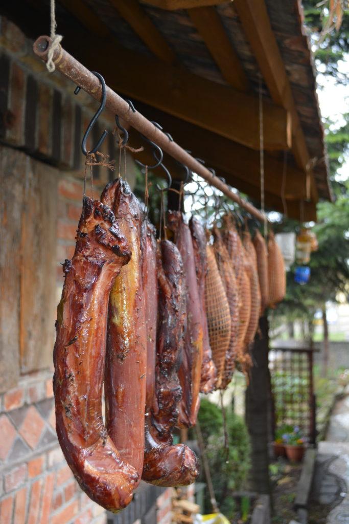 grill murowany zcegły