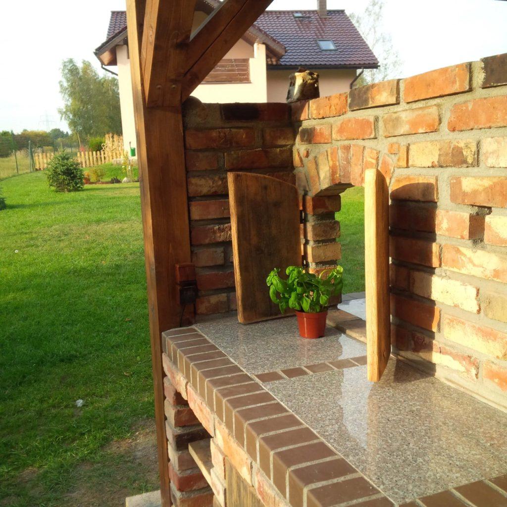 Kuchnie Ze Starej Cegły Kuchnie Letnie Ogrody Zimowe