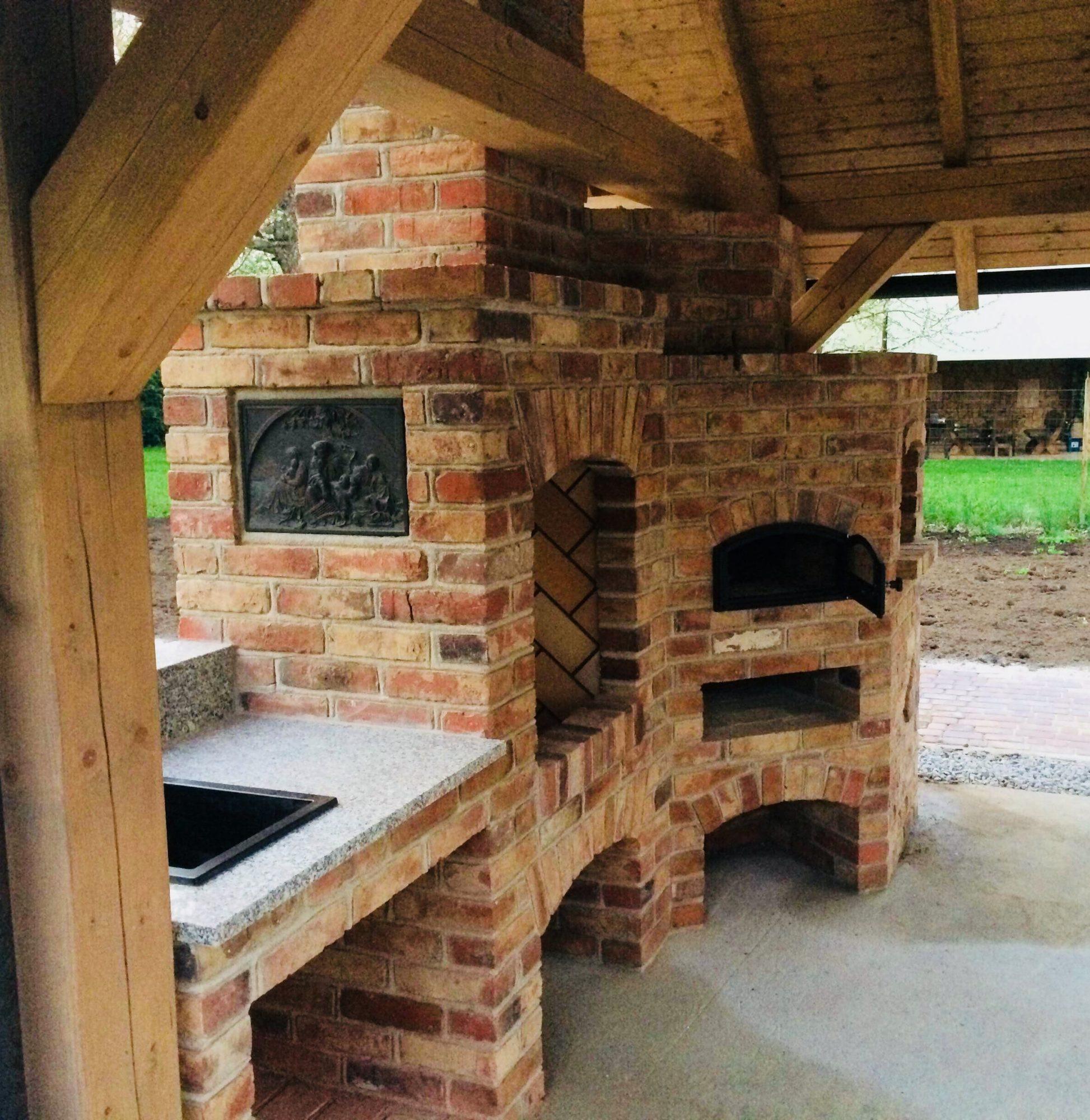 Kuchnie Ze Starej Cegly Kuchnie Letnie Ogrody Zimowe Grille