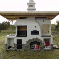 Kuchnia ogrodowa